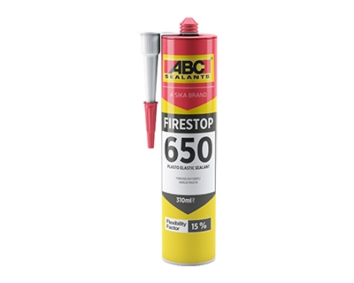 ABC 650 Fire Stop (Sika)