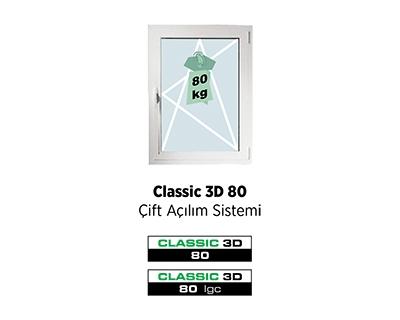 Classic 3D 80